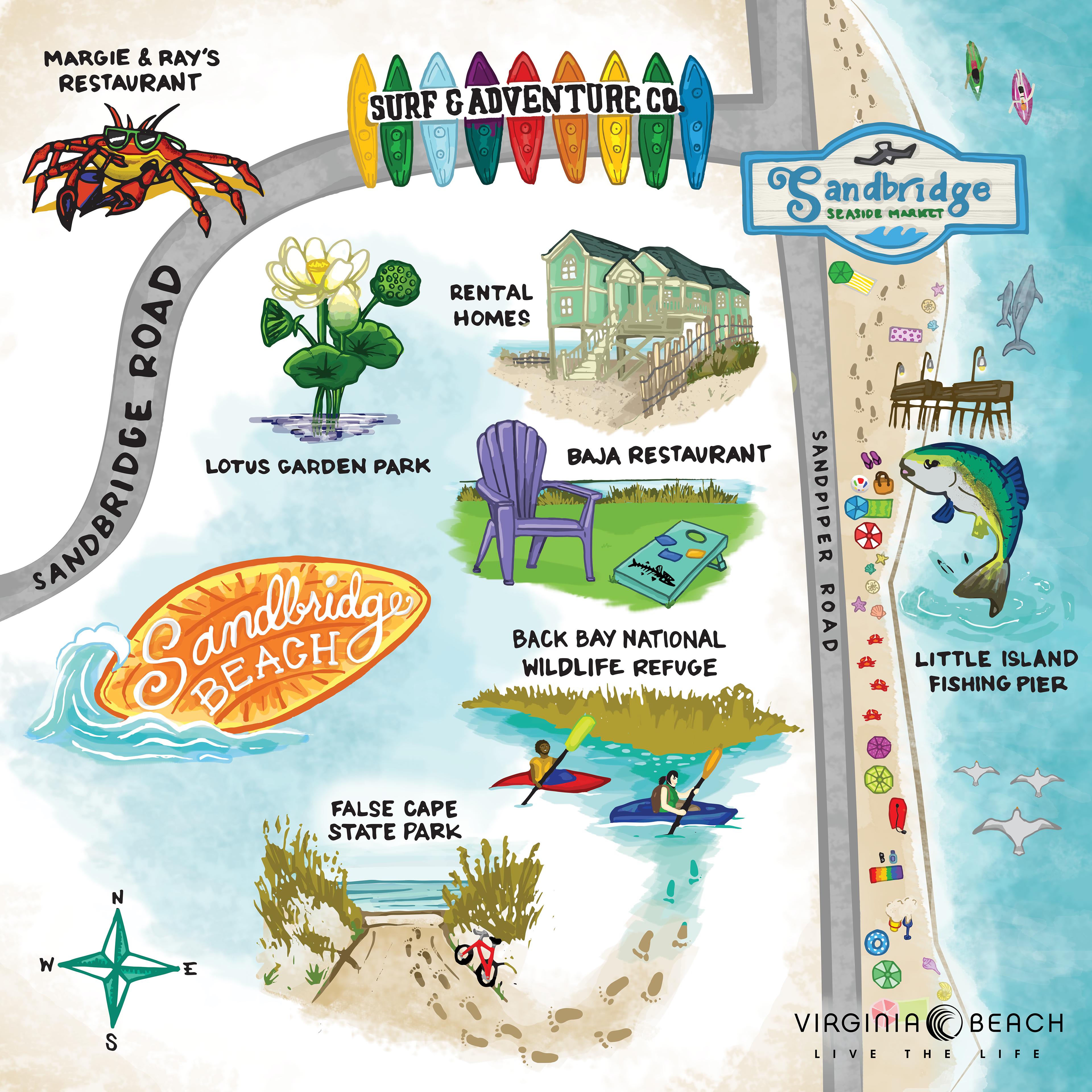Joanna Nuno Virginia Beach Neighborhood Maps