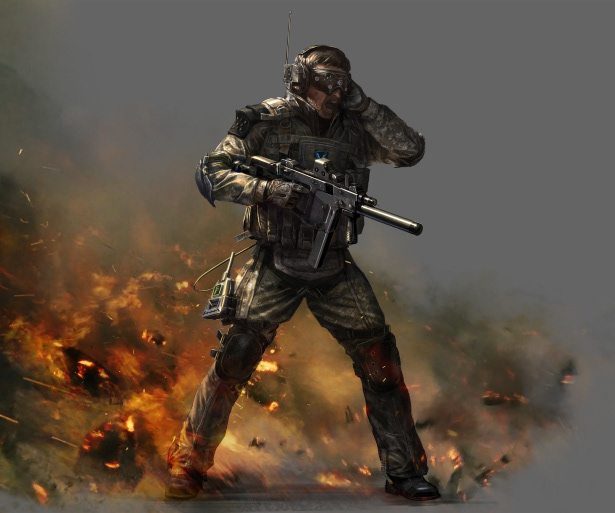 Thenew art agency concept art nexon warface for Nexon client