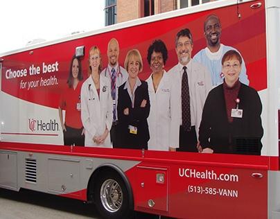 Laura Kujawa Design - UC Health