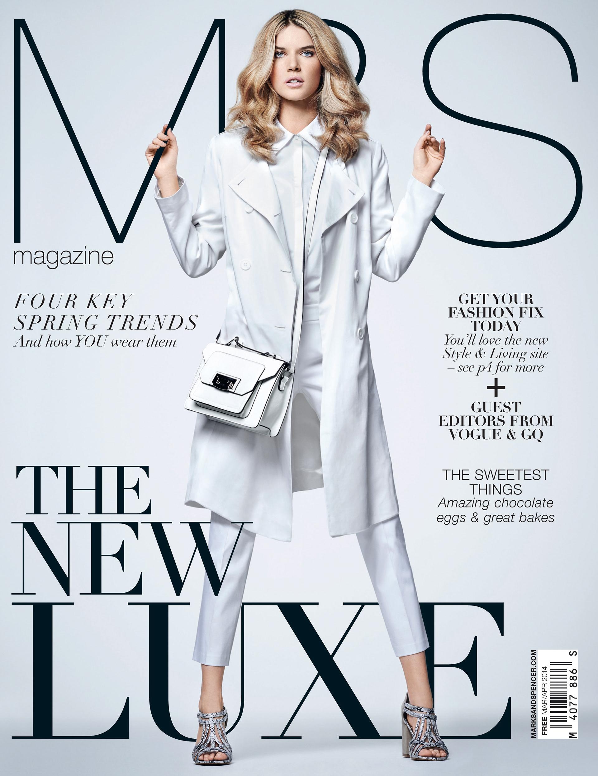 M S Magazine Fashion