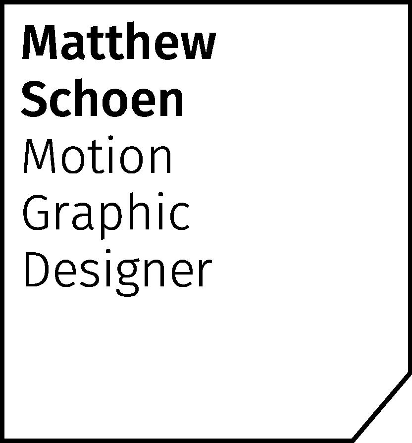 Matthew Schoen
