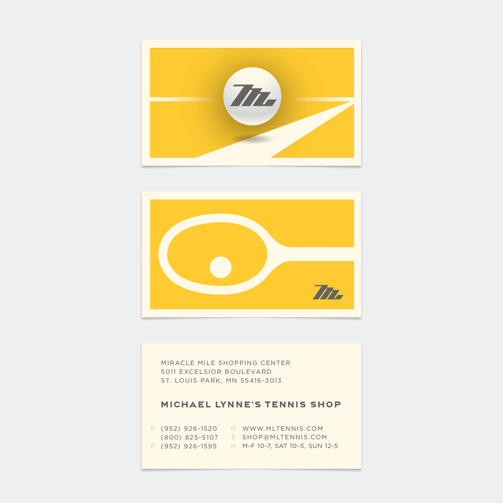Kevin Flatt Design - Michael Lynne\'s Tennis