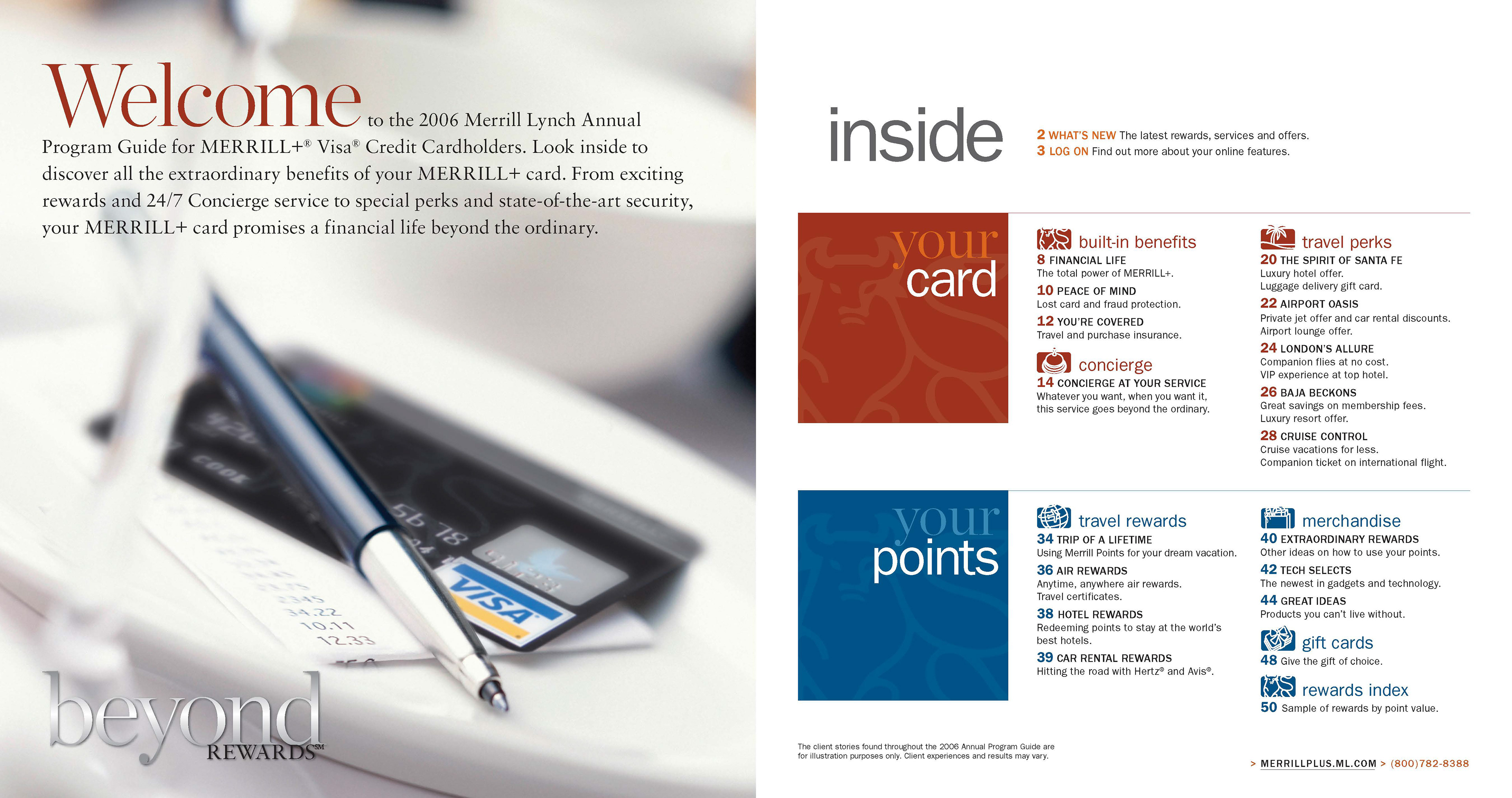 Chris Teoh - Merrill Lynch Beyond Rewards Catalog Marketing