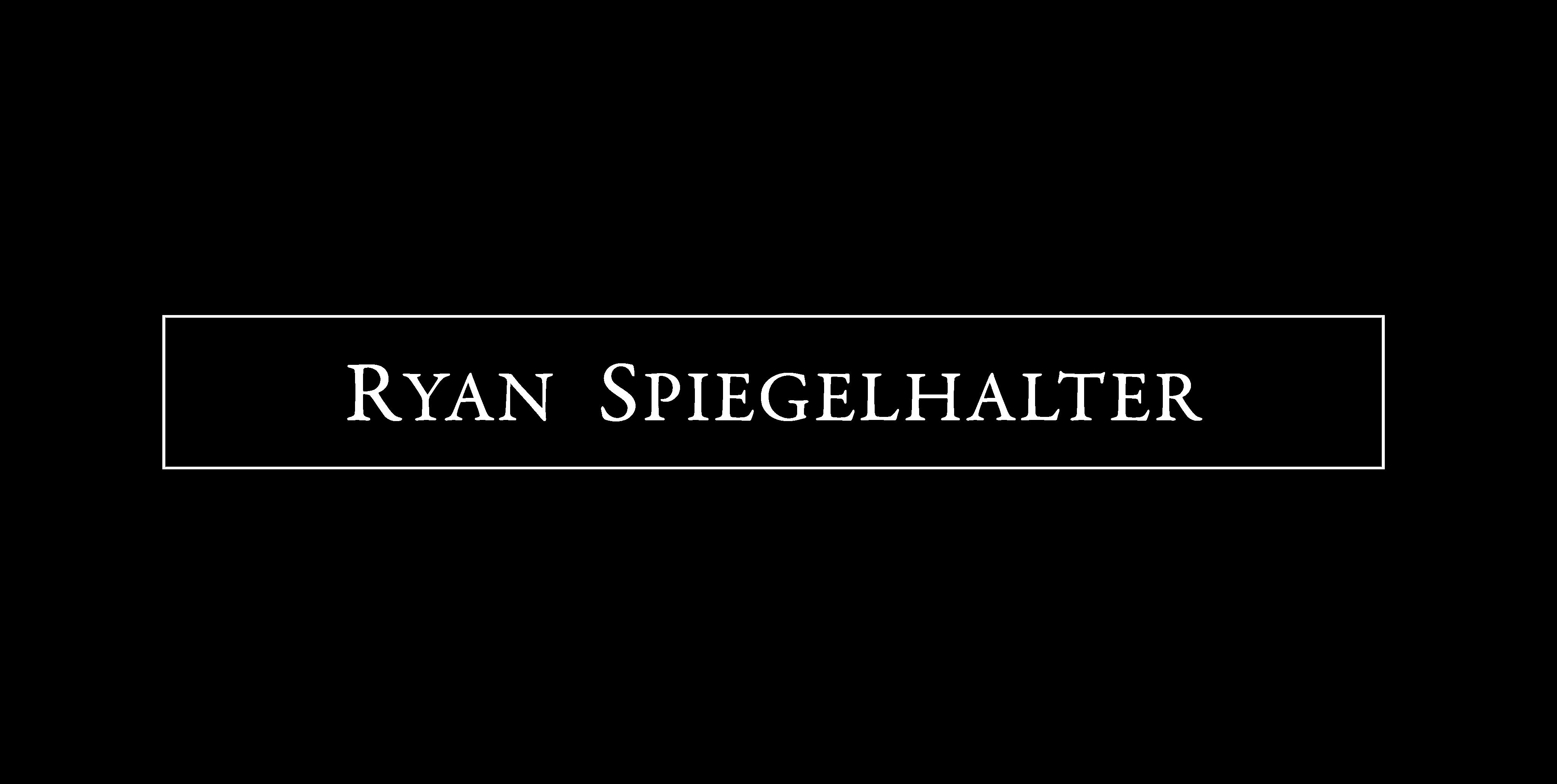 Ryan Spiegelhalter