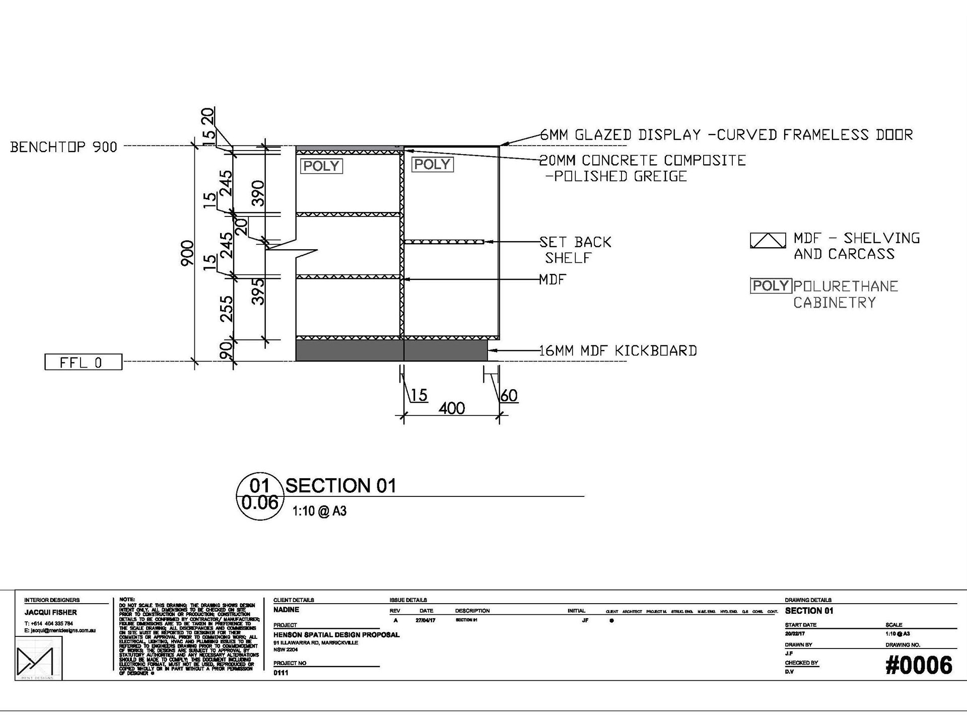 Ment Designs The Local Project 0 60 Counter Circuit Diagram Then Propose A Spatial Design Solution For New Front And Pos Area Please Note This Is Conceptual Only Was Not Carried Out Within