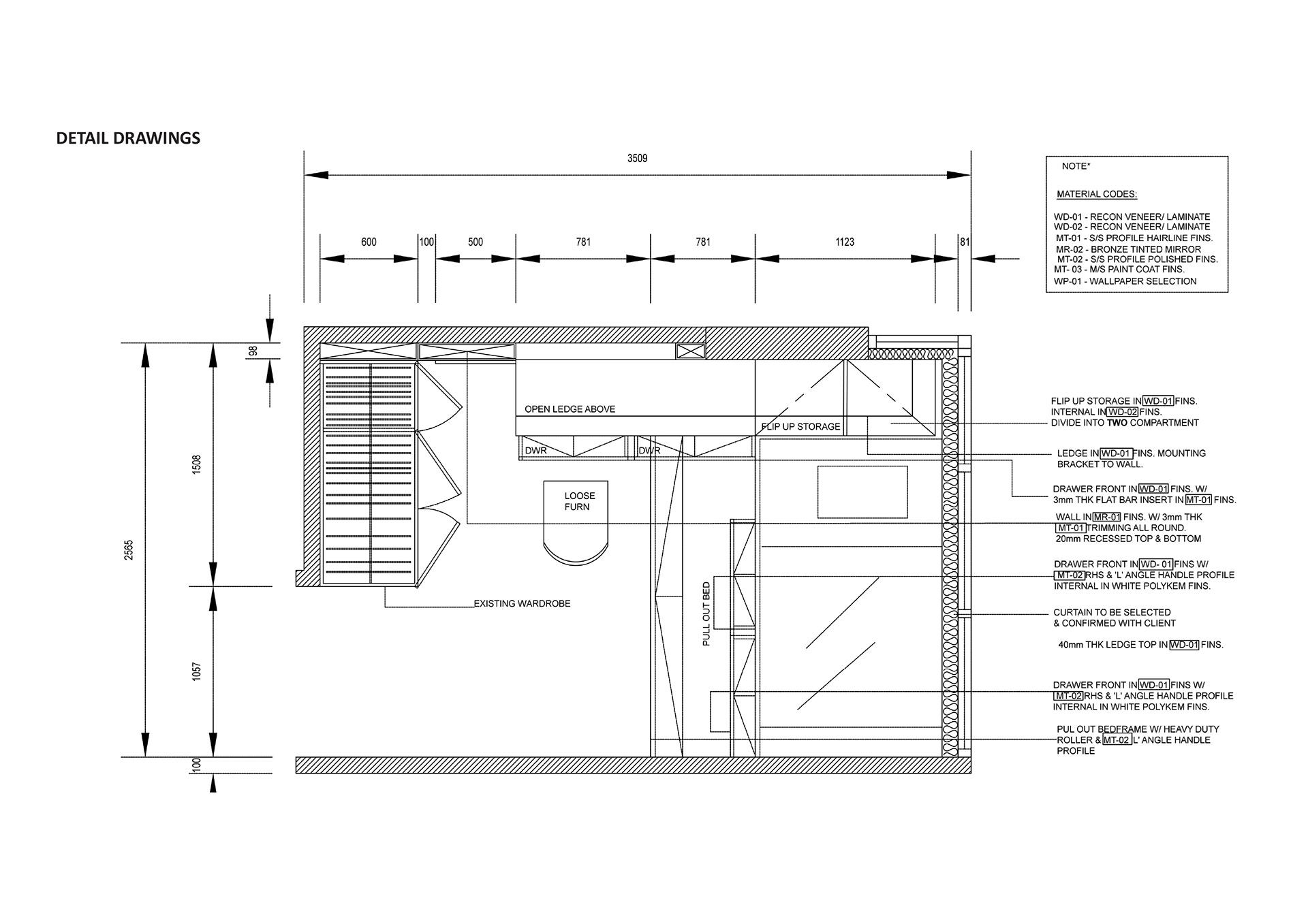 rahul chugh detail drawings