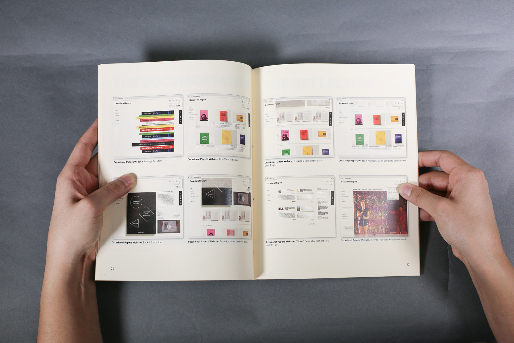 Process Book Of The Weekends Workshops With Bonnie Siegler Sara DeBondt Ben Rubin And Rob Giampietro