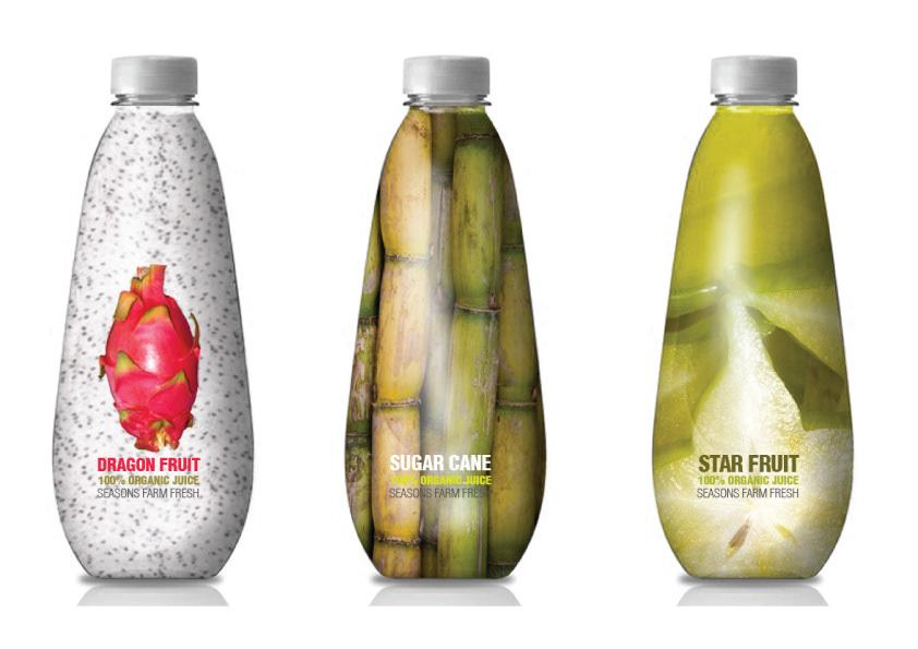 40760debc Ambassador London - Branding   Digital Marketing - Juice Label ...