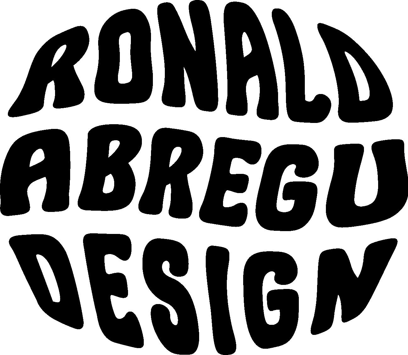 RONALD ABREGU DESIGN
