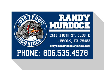 Chis nazario dirty dog services logo and business cards this is a logo i did while employed at premier media group for dirty dog services a car shop in lubbock tx colourmoves