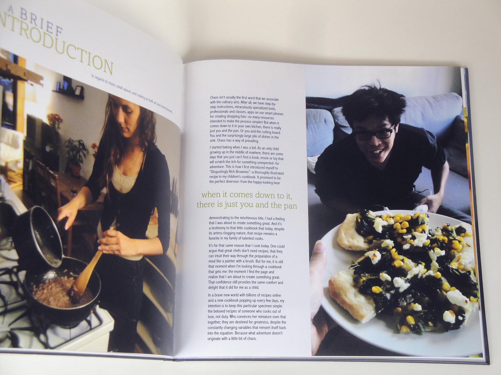 Nicolette Hayes - Manhattan Recipes: an urban cookbook