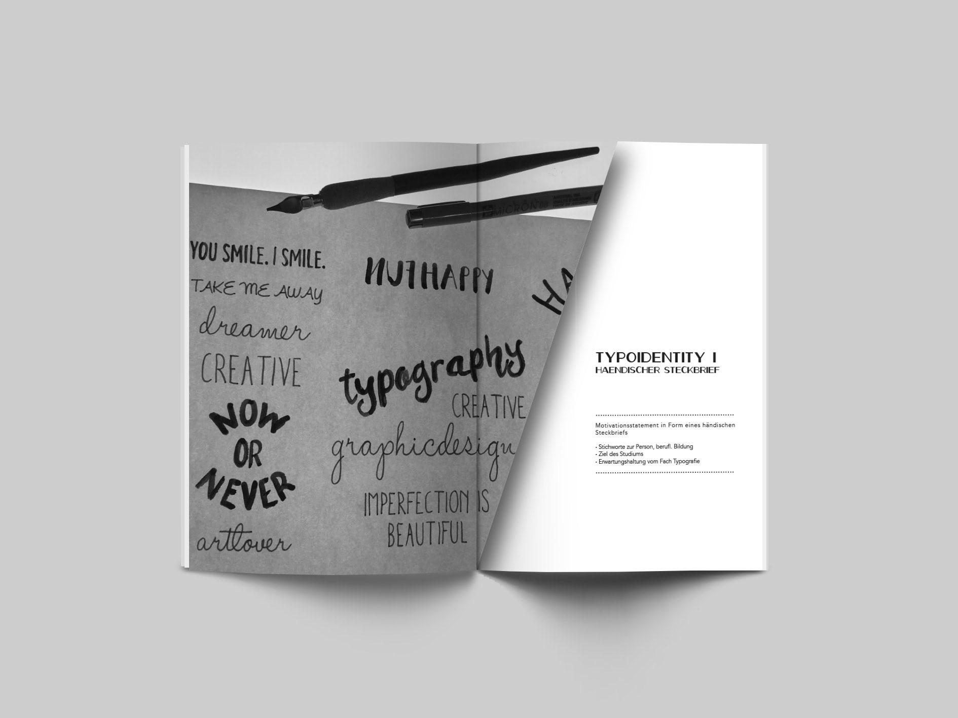 Nadja Müller - Typografie Dokumentation
