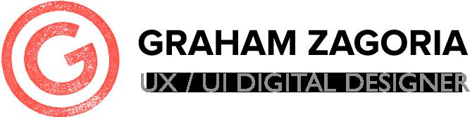 Graham Zagoria - UX/UI DESIGNER