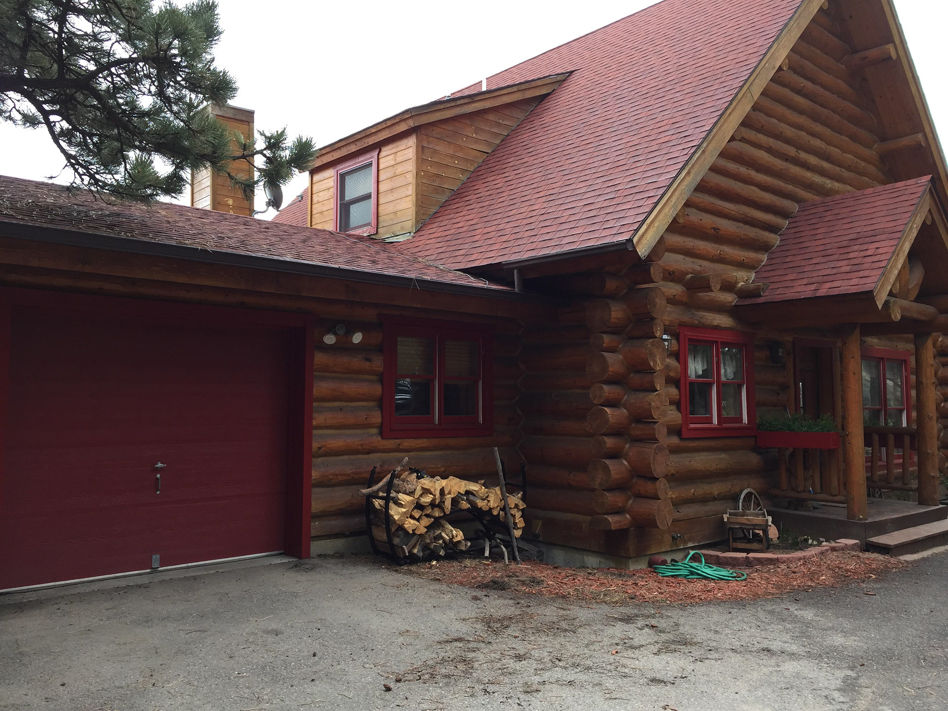 Colorado Chinking And Staining Log Home Cabin Company