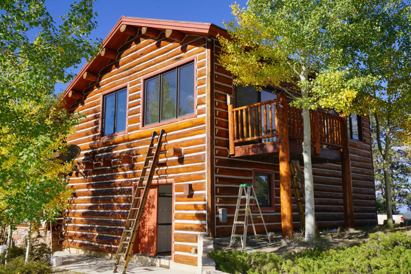 at s cloud in camp best broadmoor aimee colorado cabin cabins all heckel inclusive denver a resorts