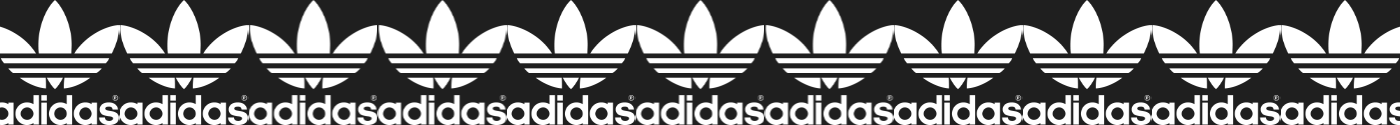 Tassa di ammissione Oltre ogni dubbio turista  Tiarnan Hatchell - Adidas Retro Logo