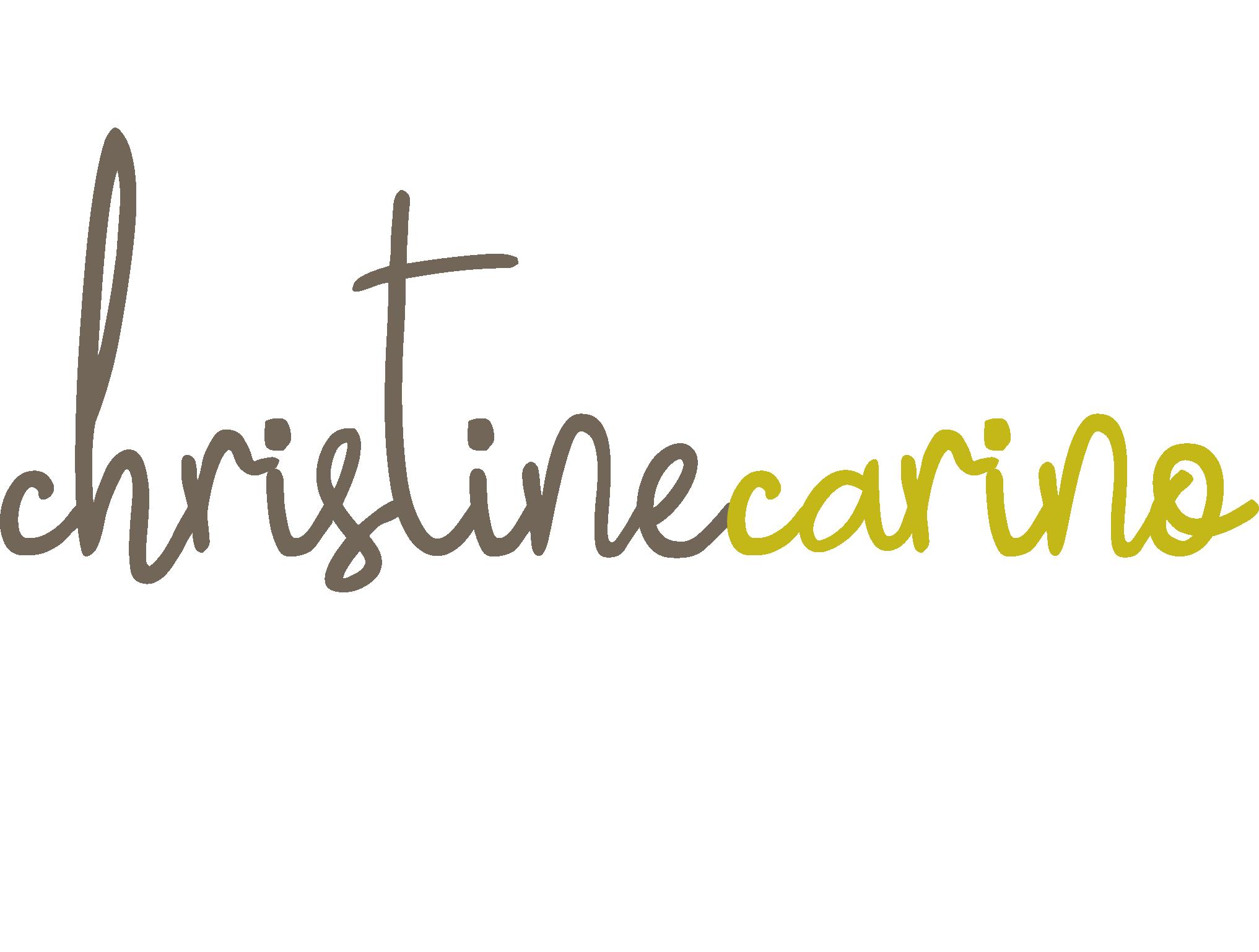 Christine Carino | Visual Artist + Designer