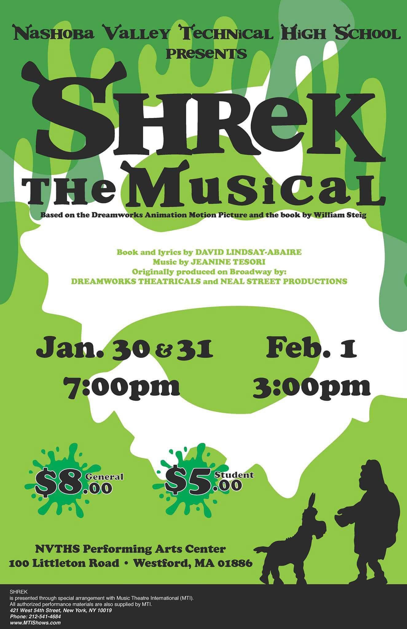 Russell Byron Kelly Shrek The Musical