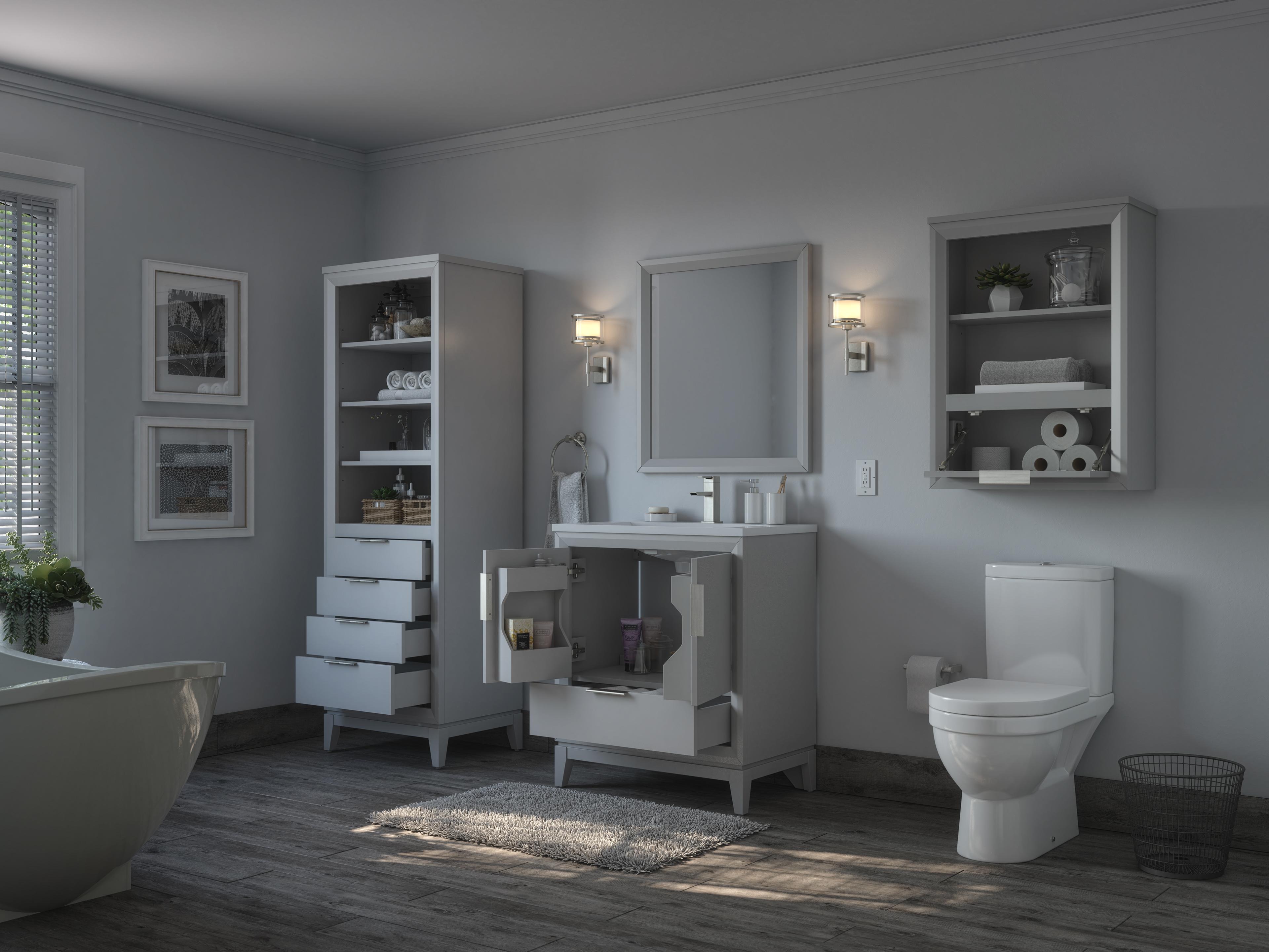 Robinson Bathroom Vanities Collection By Scott Living