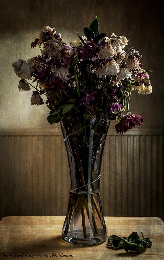 Keith L Holdaway - Dead Flowers.