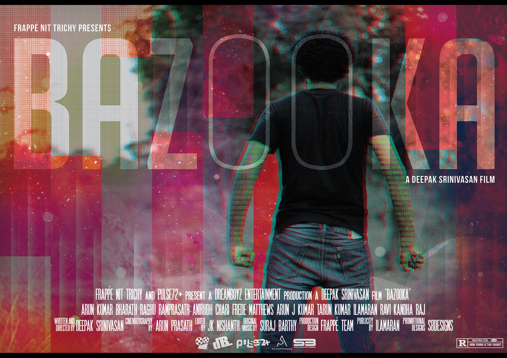 suraj barthy bazooka the short film