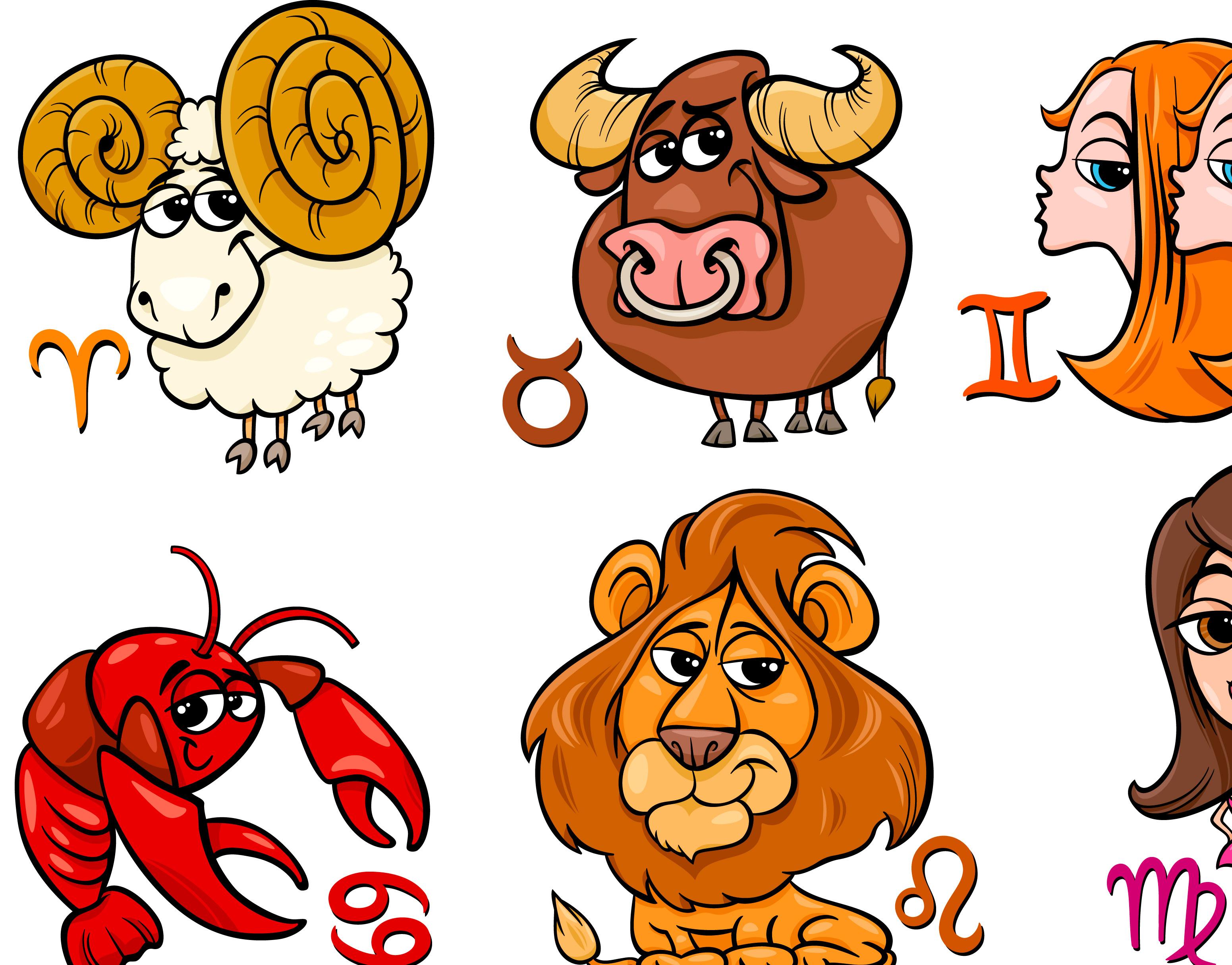 прикольные рисунки с букв или знаков зодиака озера