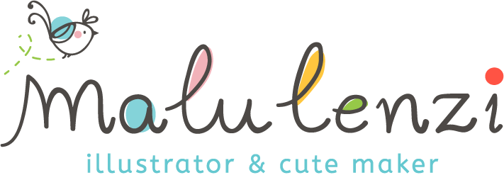 Malu Lenzi - Illustrator & Cute Maker