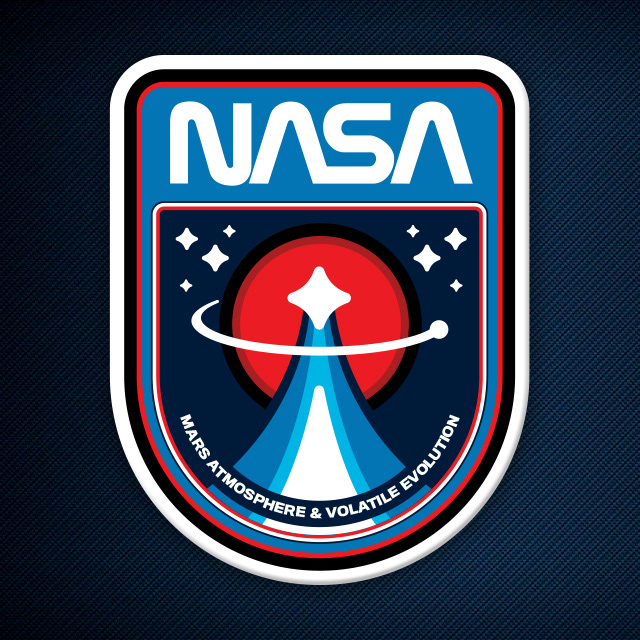 Mission Patches On Mission 4 To The International Space: Signalnoise :: The Work Of James White