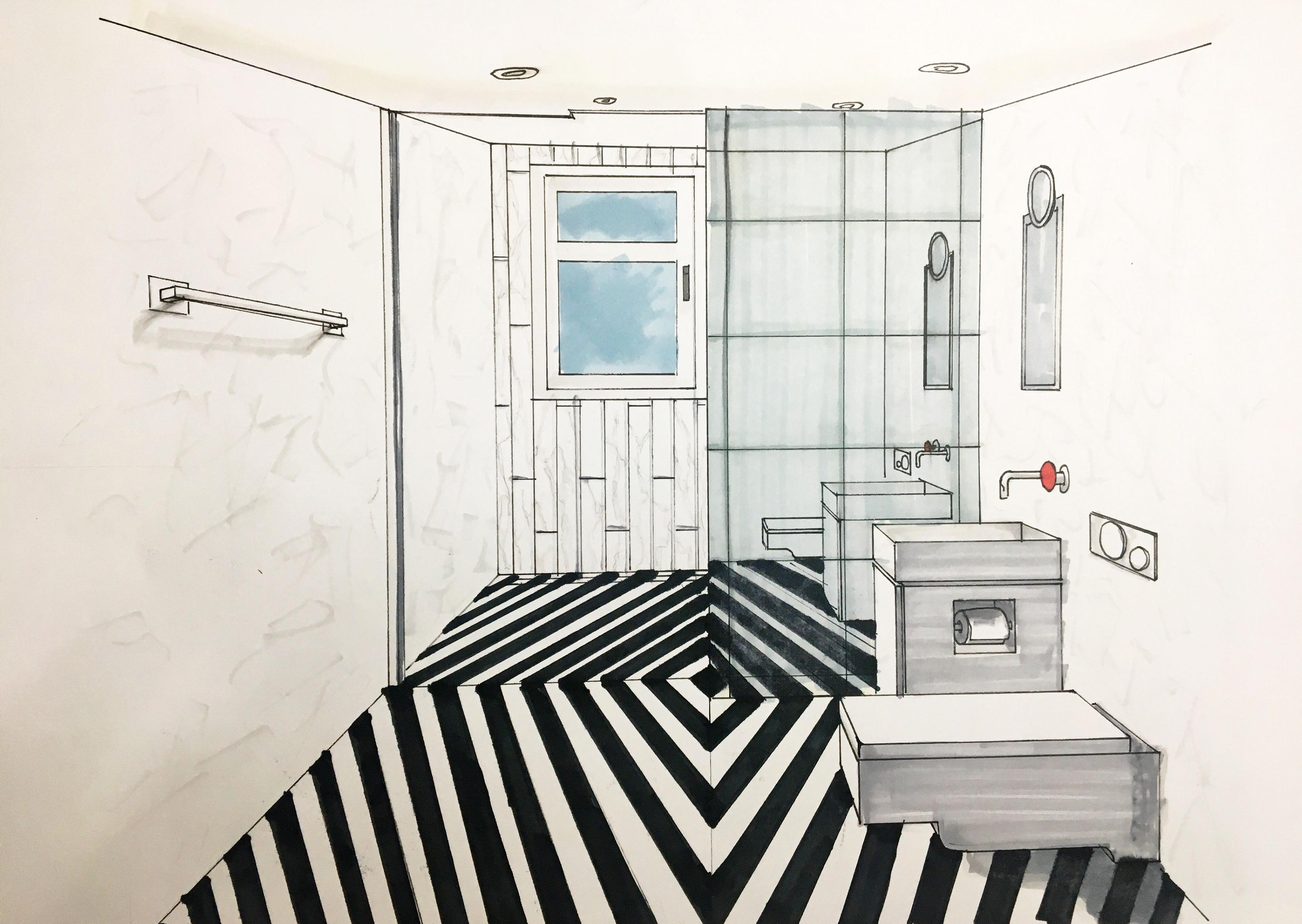 Bathroom Salle De Bain ugo signorello - rénovation salle de bain / bathroom