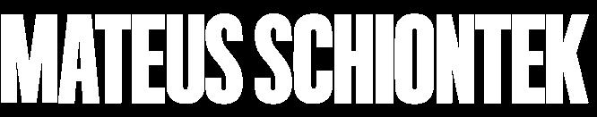 Mateus Schiontek