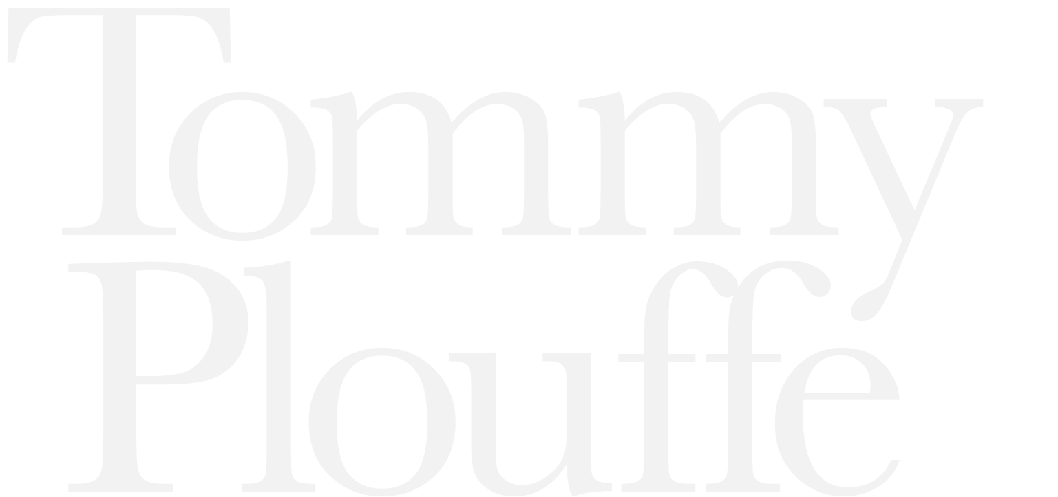 Tommy Plouffe