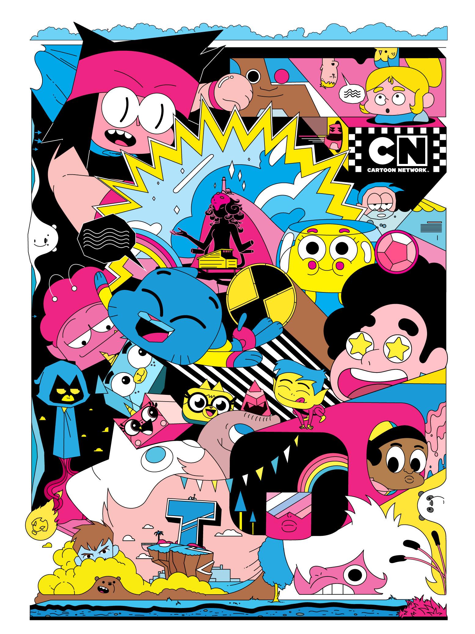 ori toor - Cartoon Network - Official 2018 key art