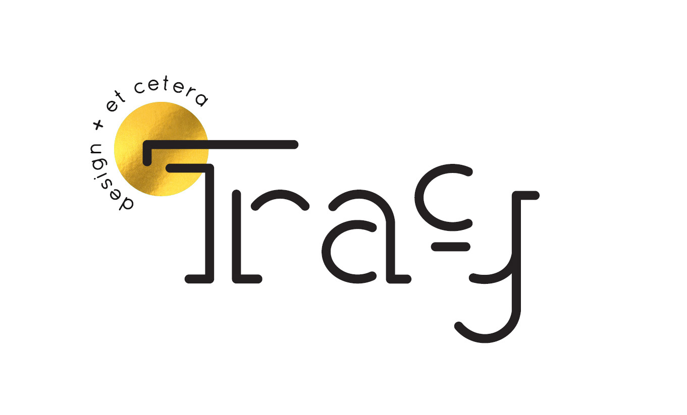 Tracy - design + et cetera