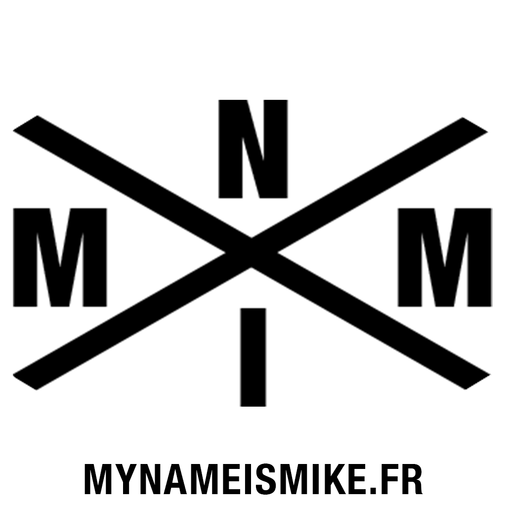 Michaël G - Logo My Name Is Mike Photographie