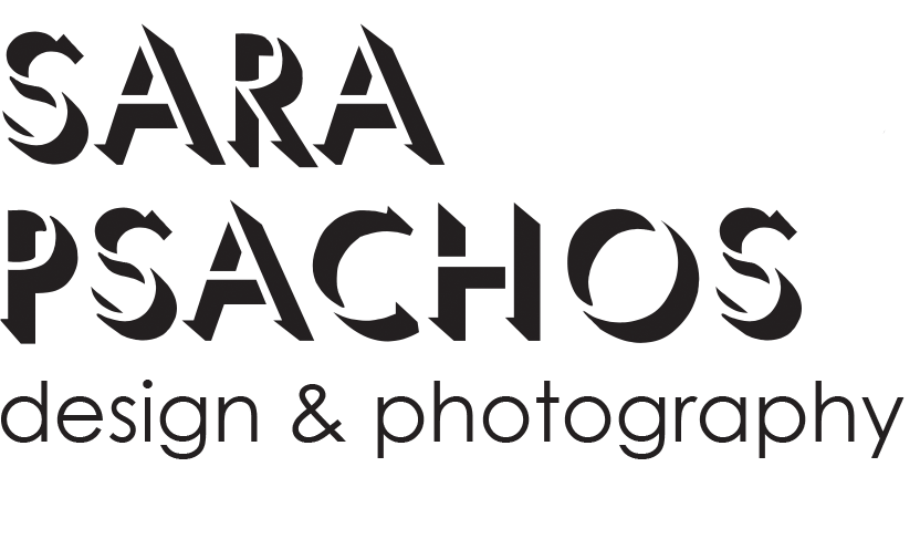 Sara Psachos design & photography