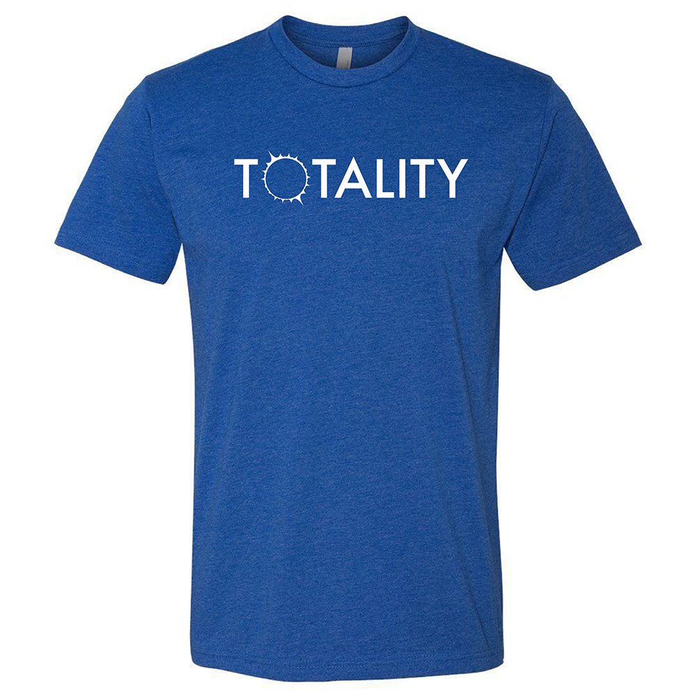 Steven Ririe Solar Eclipse 2017 Totality T Shirt Design