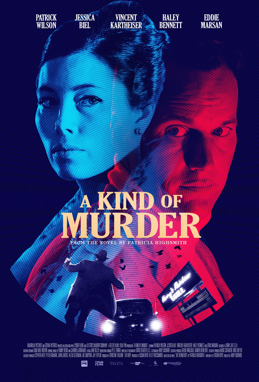Movie Poster Key Art Design Garry Marta Design A Kind Of