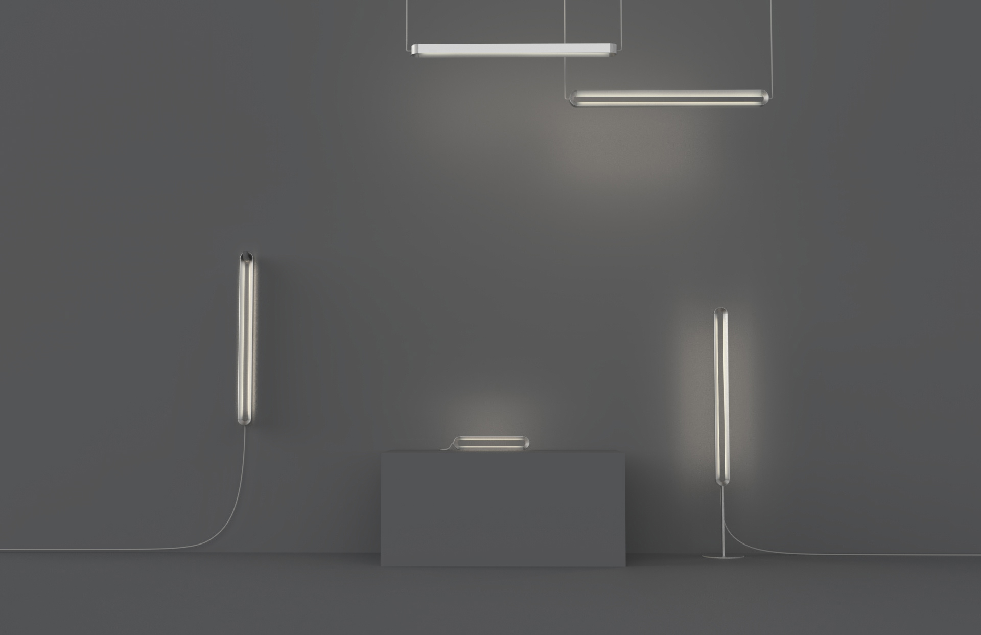 Kevin Chiam - Frame Light Vessels for Giarnieri