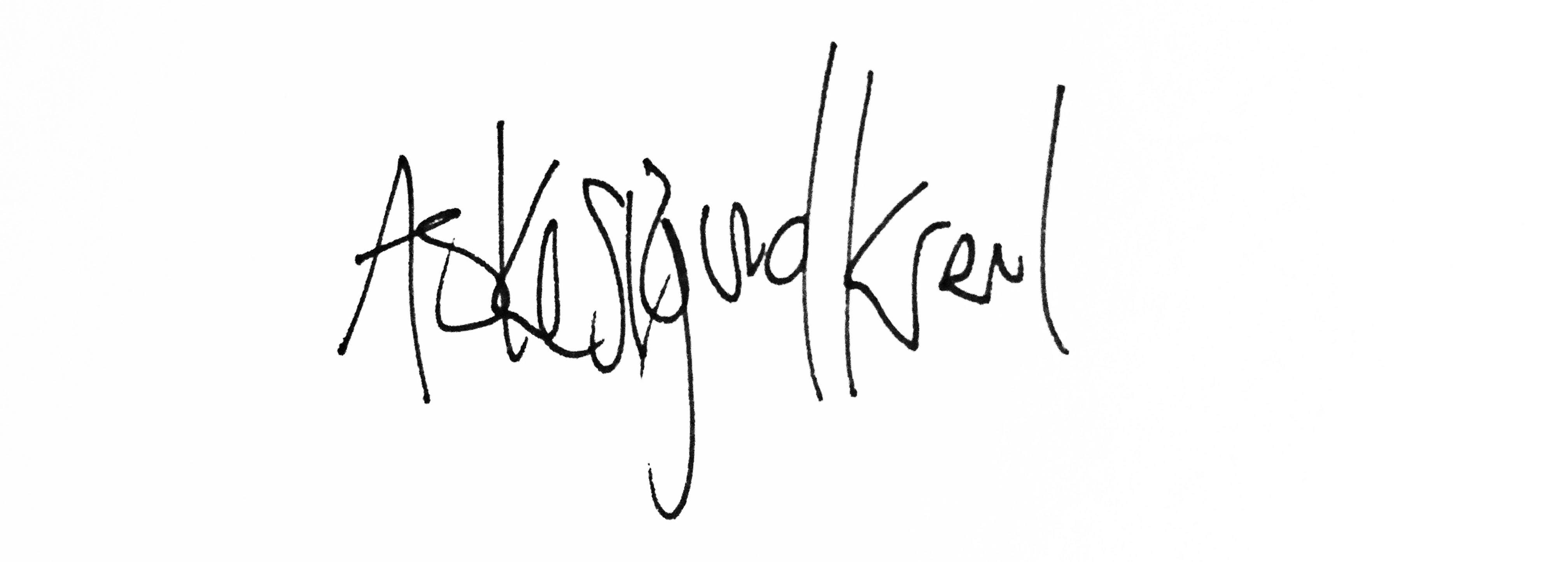 Aske Sigurd Kraul