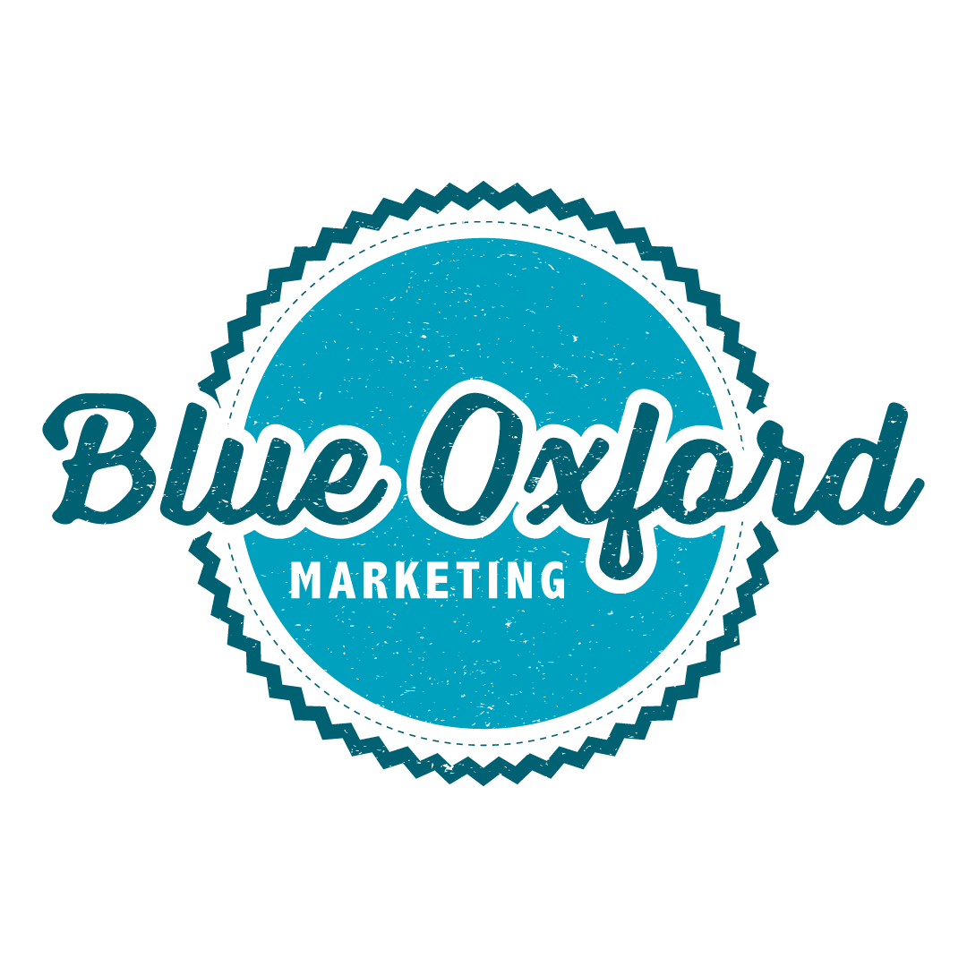 Johnny Tyler - Blue Oxford Marketing Branding Project