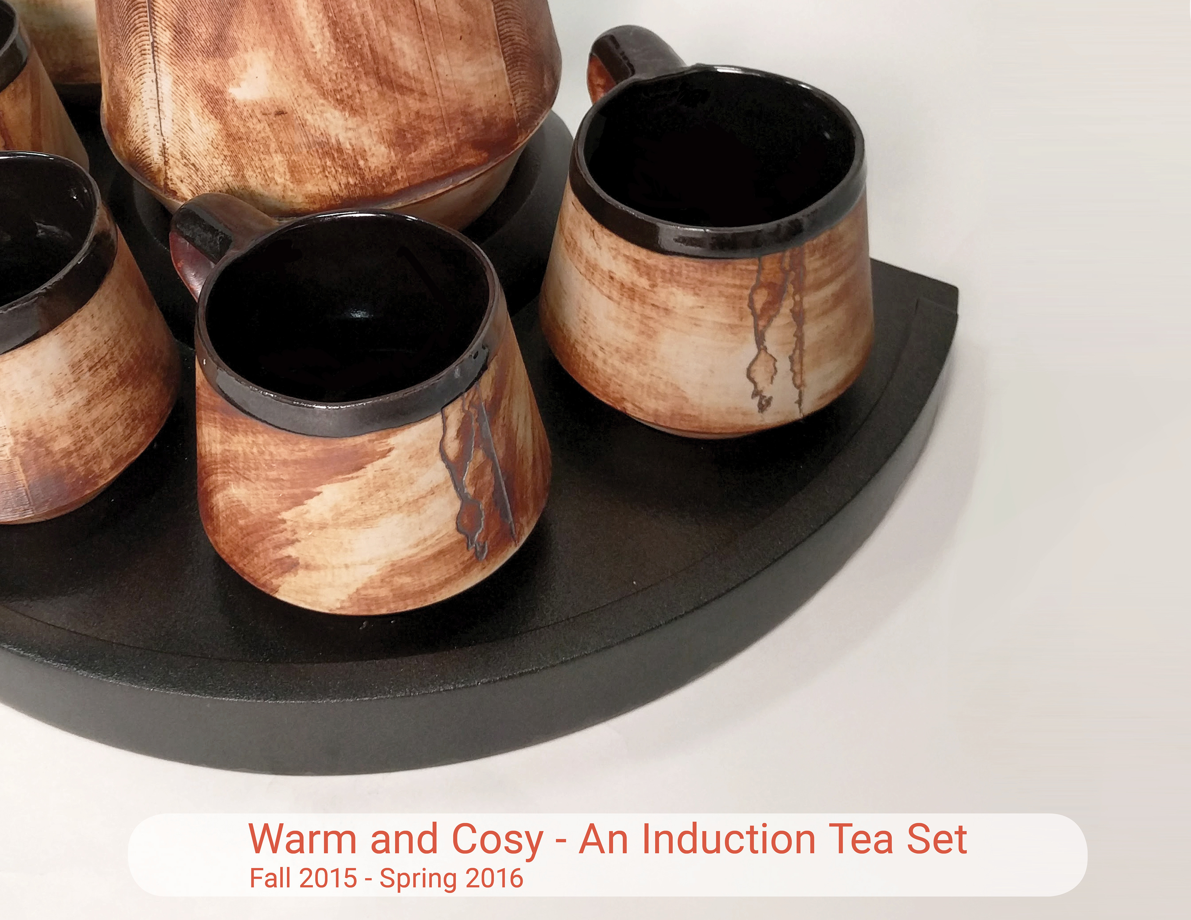 dan gabber warm and cosy an induction tea set