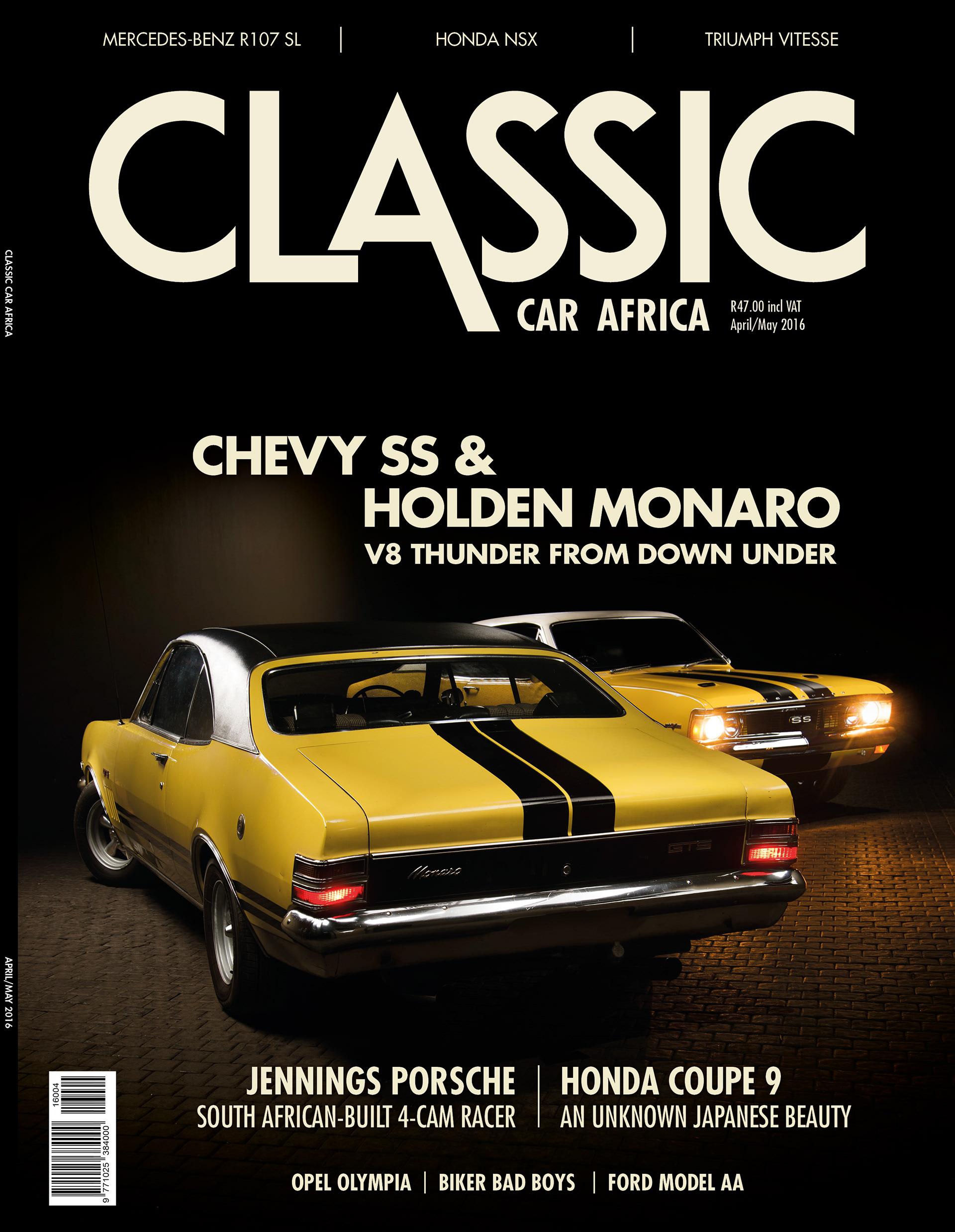 NineNinetyNine - Classic Car Africa Magazine