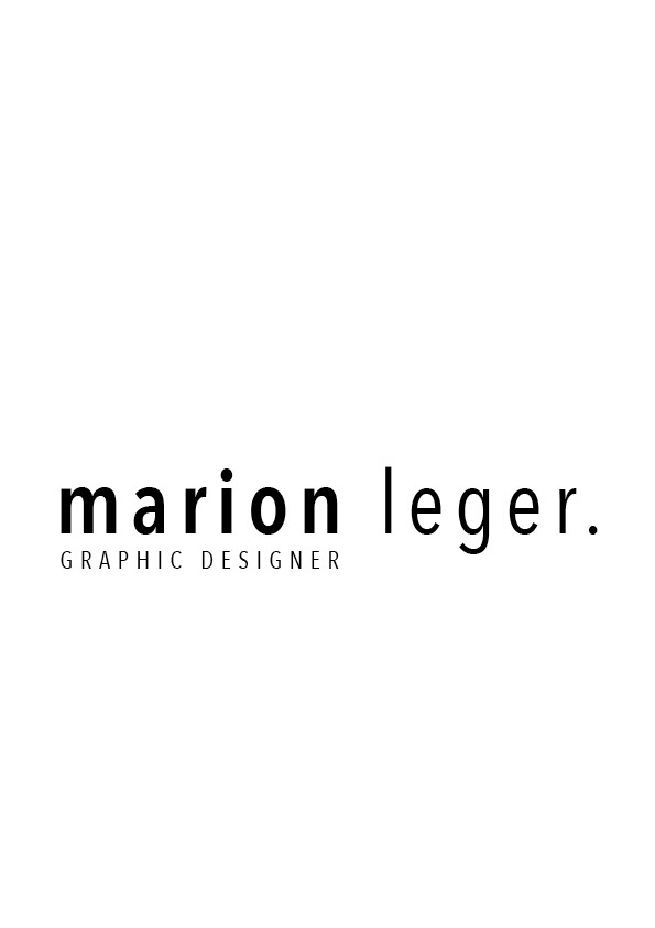 Marion LEGER