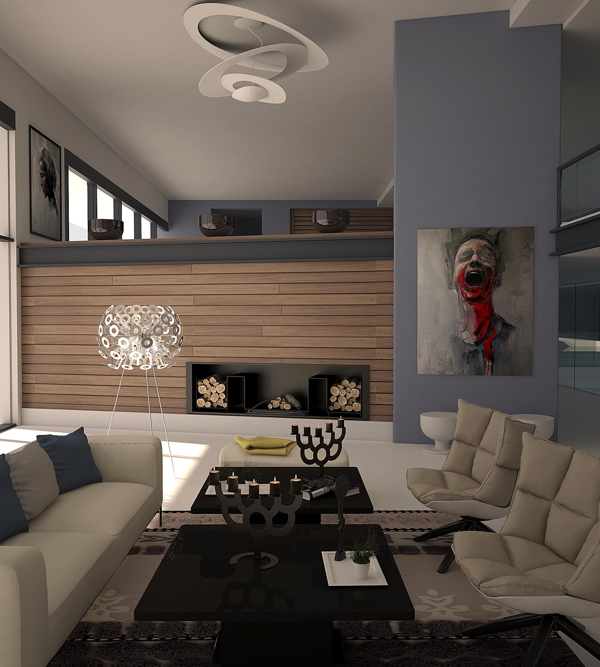 Elix Design Studio Screaming For R E D