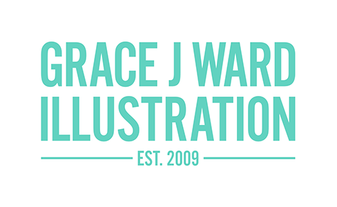 Grace J Ward Illustration