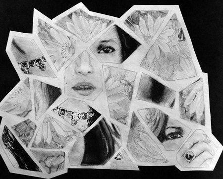 Moss Photography Fragment Portraiture