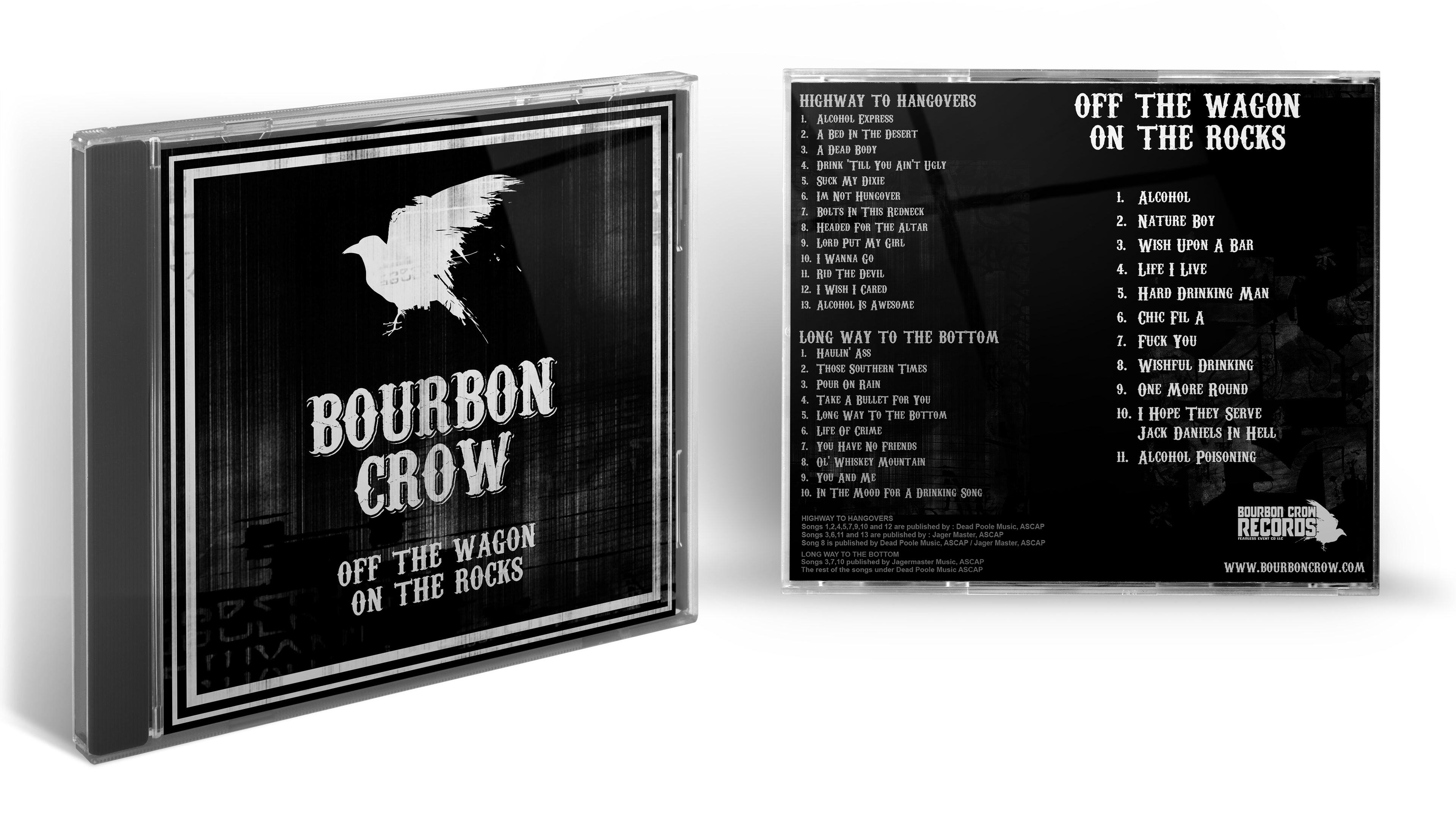 Brett Williams - CD/Vinyl Artwork