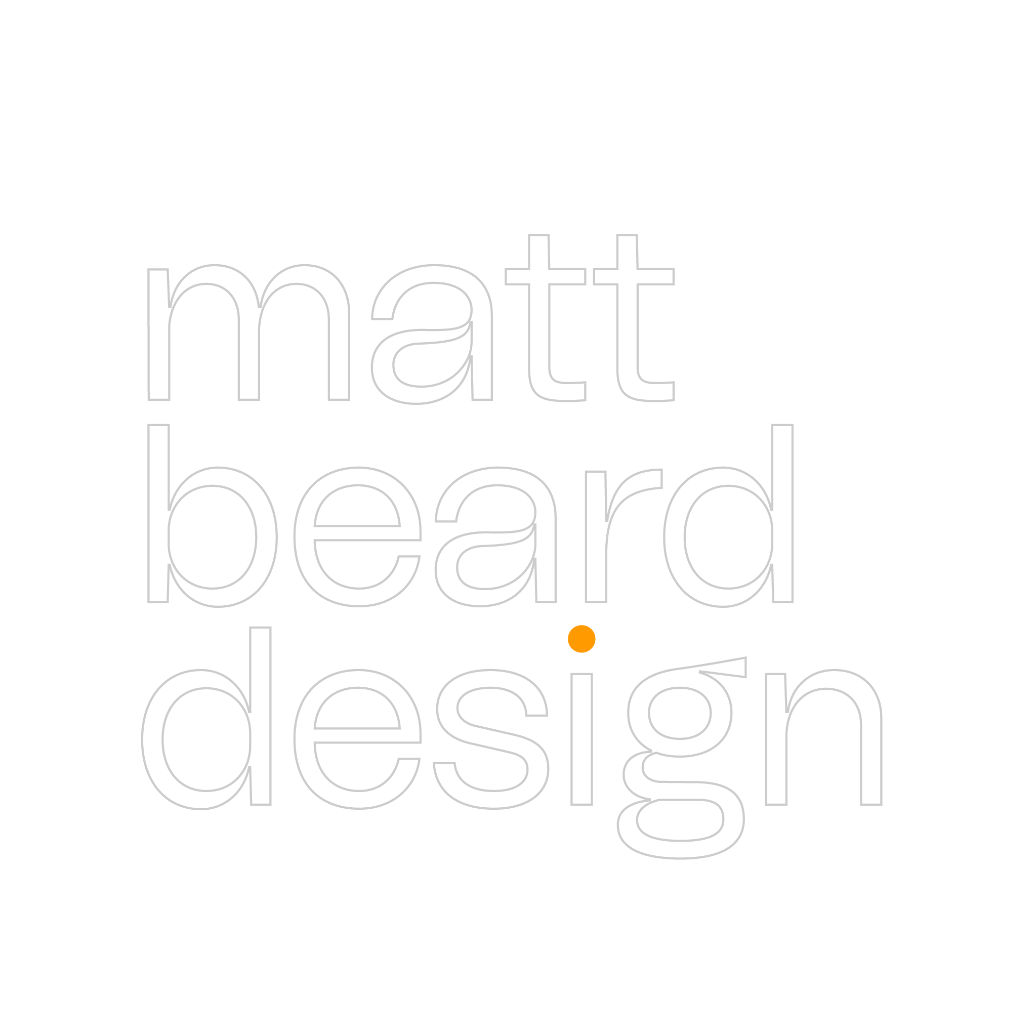 matt beard design