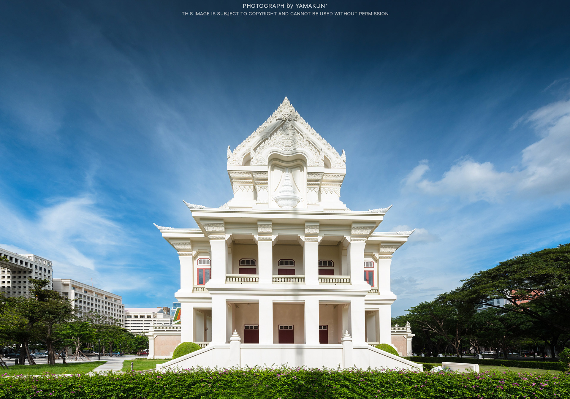 Images of Chulalongkorn University taken in 2015. Source Image: Yamastudio