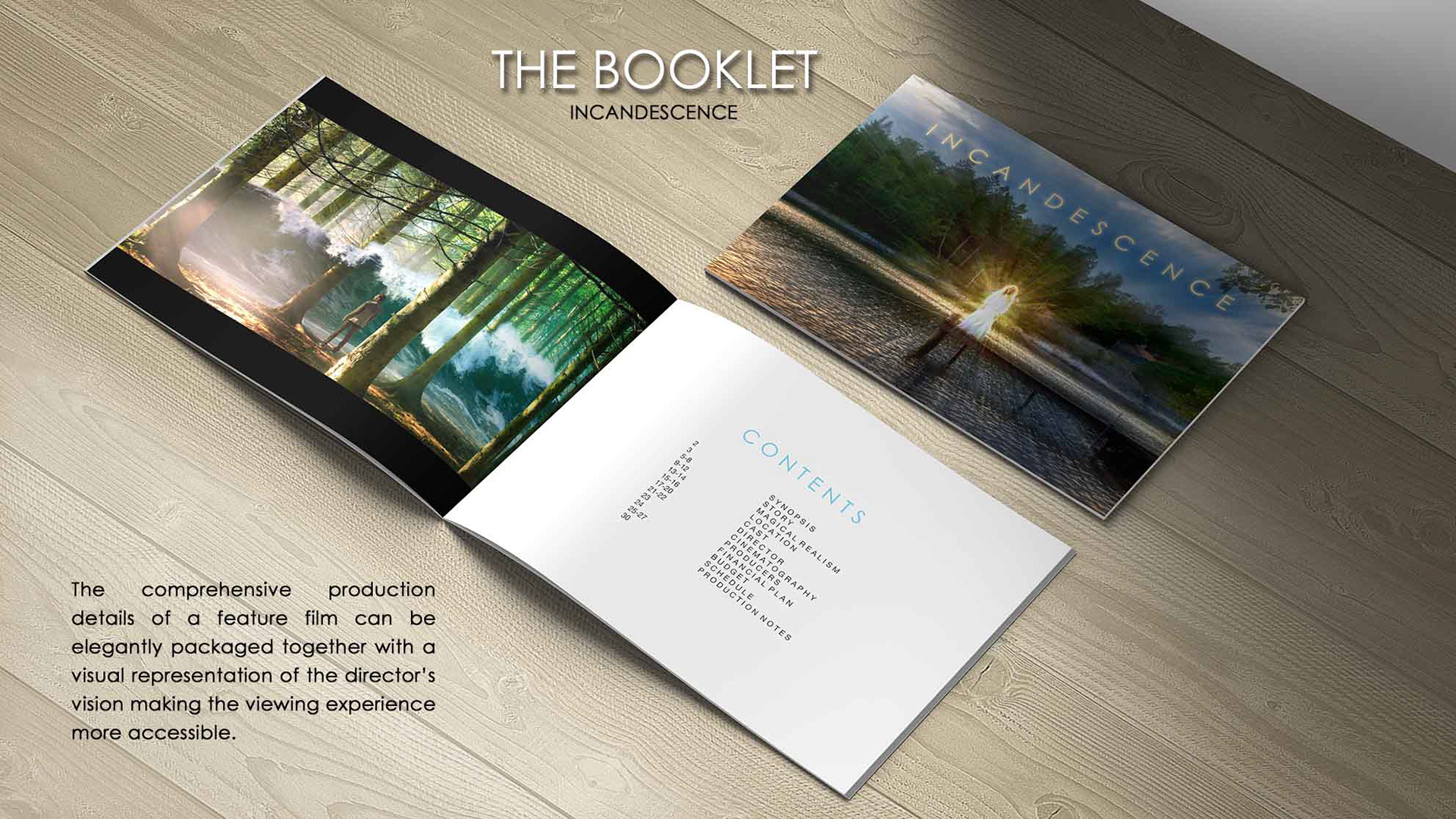 Andreas Beltzer The Pitch Bible Lookbook